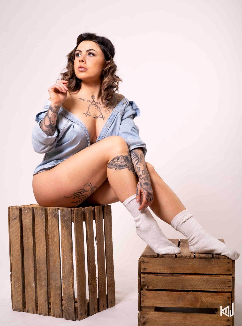 Fotoshooting in Köln | Fotoshooting Tattoos | Fotograf Fotostudio